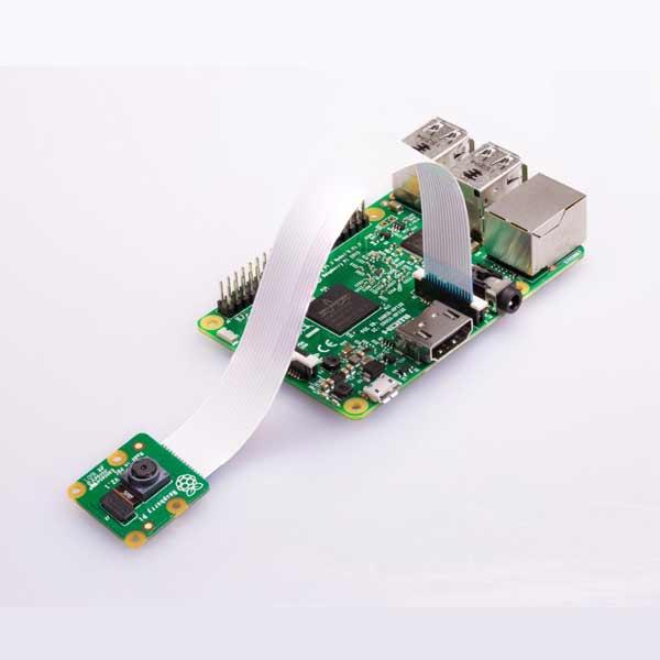 دوربین رزبری پای 8 مگاپیکسل - Raspberry Pi Camera Module v2