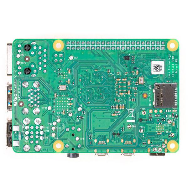 رزبری پای 4 مدل B انگلستان - Raspberry Pi 4 UK Model B 1GB