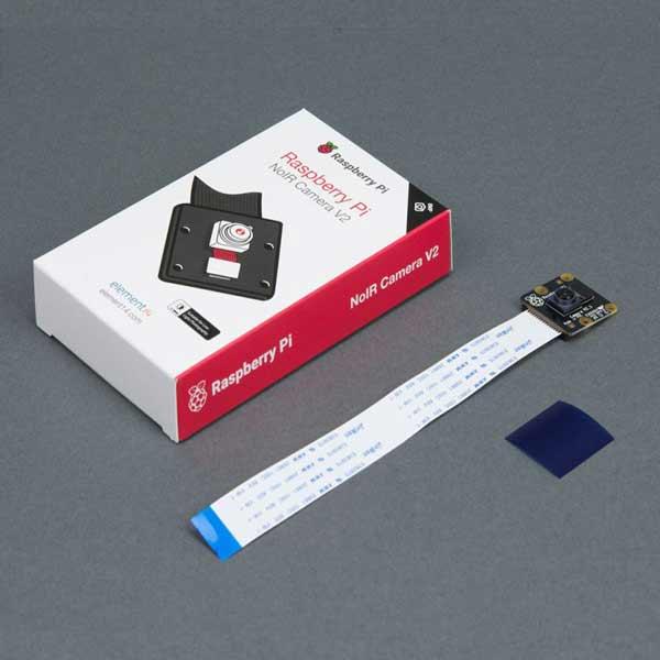 دوربین رزبری پای 8 مگاپیکسل - Raspberry Pi NoIR Camera Board v2