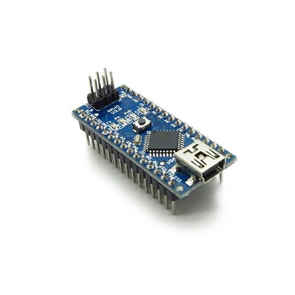 برد آردوینو نانو Arduino Nano R3 با تراشه اورجینال