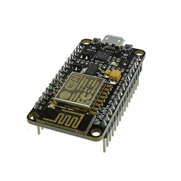 برد توسعه اینترنت اشیا NodeMcu بر پایه ESP8266 تراشه CP2102 و Lua WIFI