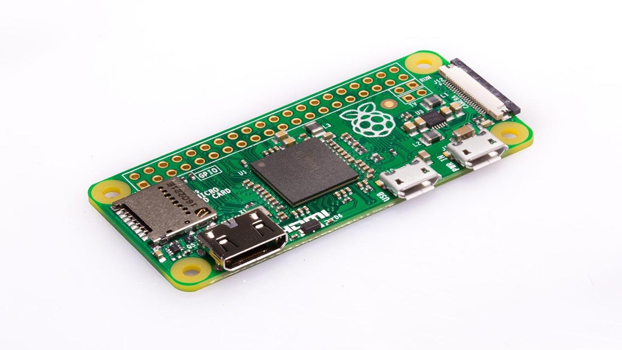 رزبری پای زیرو - Raspberry Pi Zero