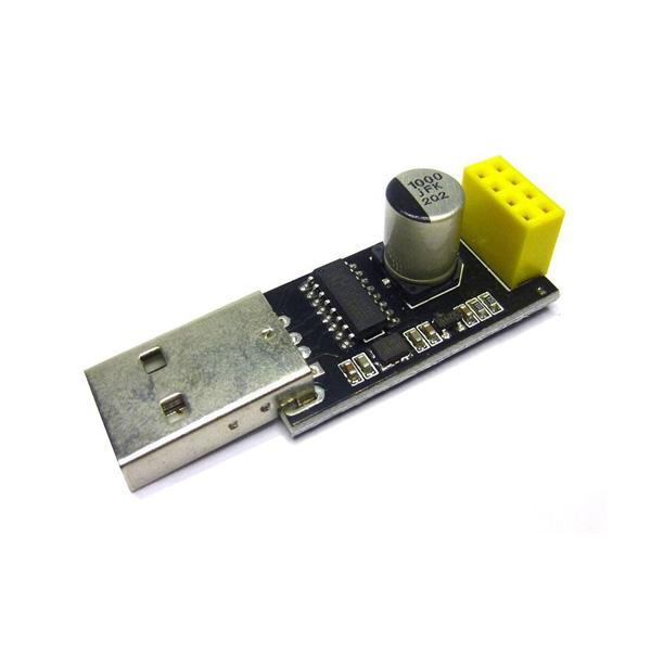 ماژول راه انداز برد ESP8266 با درایور CH340