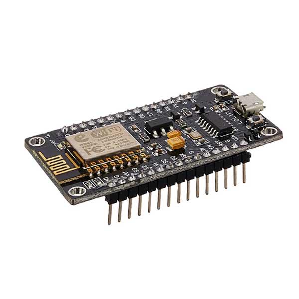 برد توسعه اینترنت اشیا NodeMcu بر پایه ESP8266 تراشه CH340G و Lua WIFI